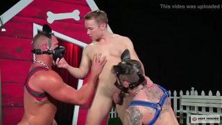 Stud Gabriel Cross Getting A Good Fucking