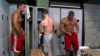 Competitive Big Dicks – Trey Turner, Jay Alexander, Asher Devin