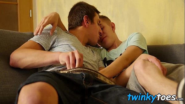 Sexy Jack Finix and Dominik Black get down to sex business