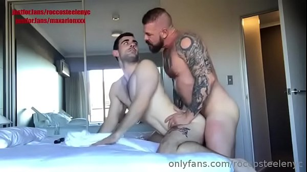 Two Big Dick Guys Pleasure Each Other