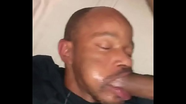 My Uncle passed out sucking dick